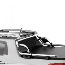 Santo Antônio Keko K1 com extensão cromado Fiat Toro 2017 a 2022
