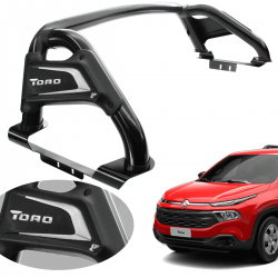 Santo antônio VF Premium preto Fiat Toro 2017 a 2021