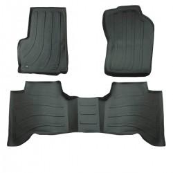 Tapete interno tipo bandeja 1,8 mm Nova S10 cabine dupla 2012 a 2021