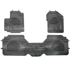 Tapete borracha PVC virgem Corolla 2015 a 2019