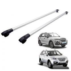 Travessa rack de teto alumínio Lifan X60 2013 a 2019