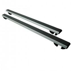 Travessa rack de teto Long Life Grip 1,30 m Alumínio Anodizado
