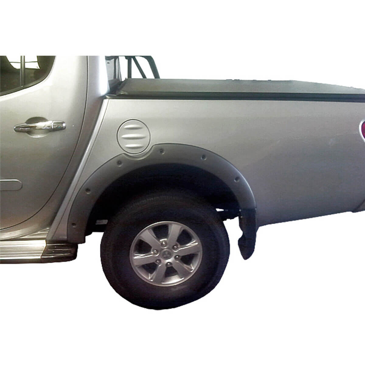 Alargador de paralama L200 Triton 2012 a 2016 GL e GLX