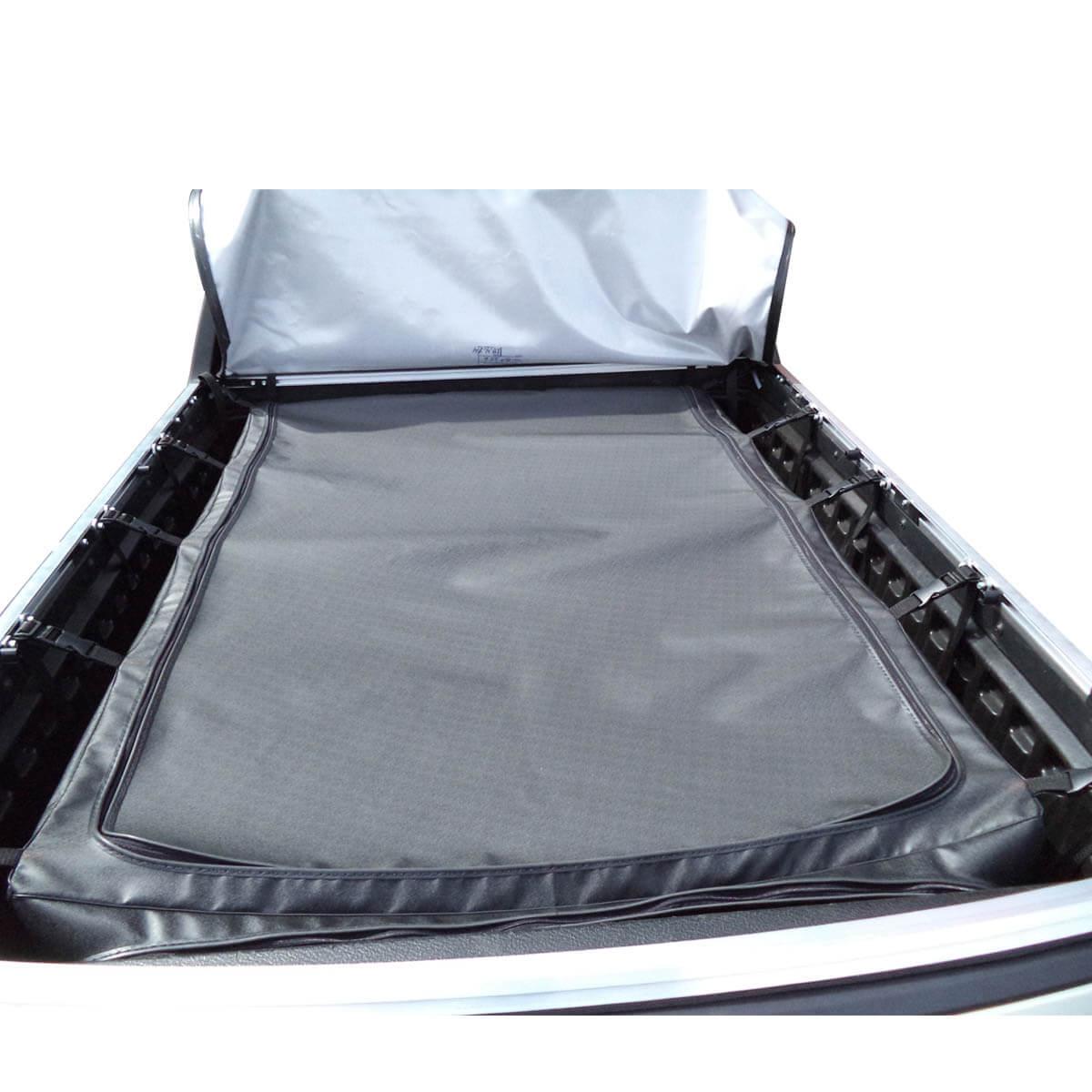 Bolsa caçamba estendida horizontal S10 cabine simples 1995 a 2011