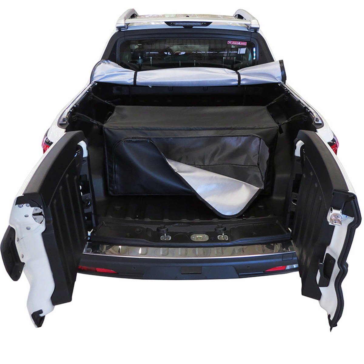 Bolsa para caçamba Fiat Toro 2017 a 2021