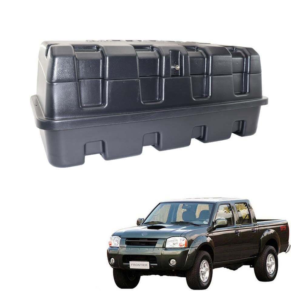 Caixa para caçamba Motobul 140 litros Frontier 2003 a 2007