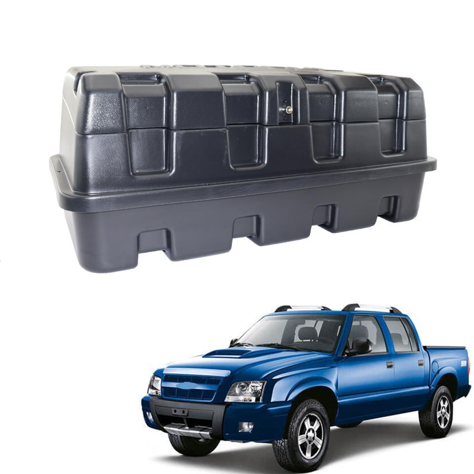 Caixa para caçamba Motobul 140 litros S10 1995 a 2011