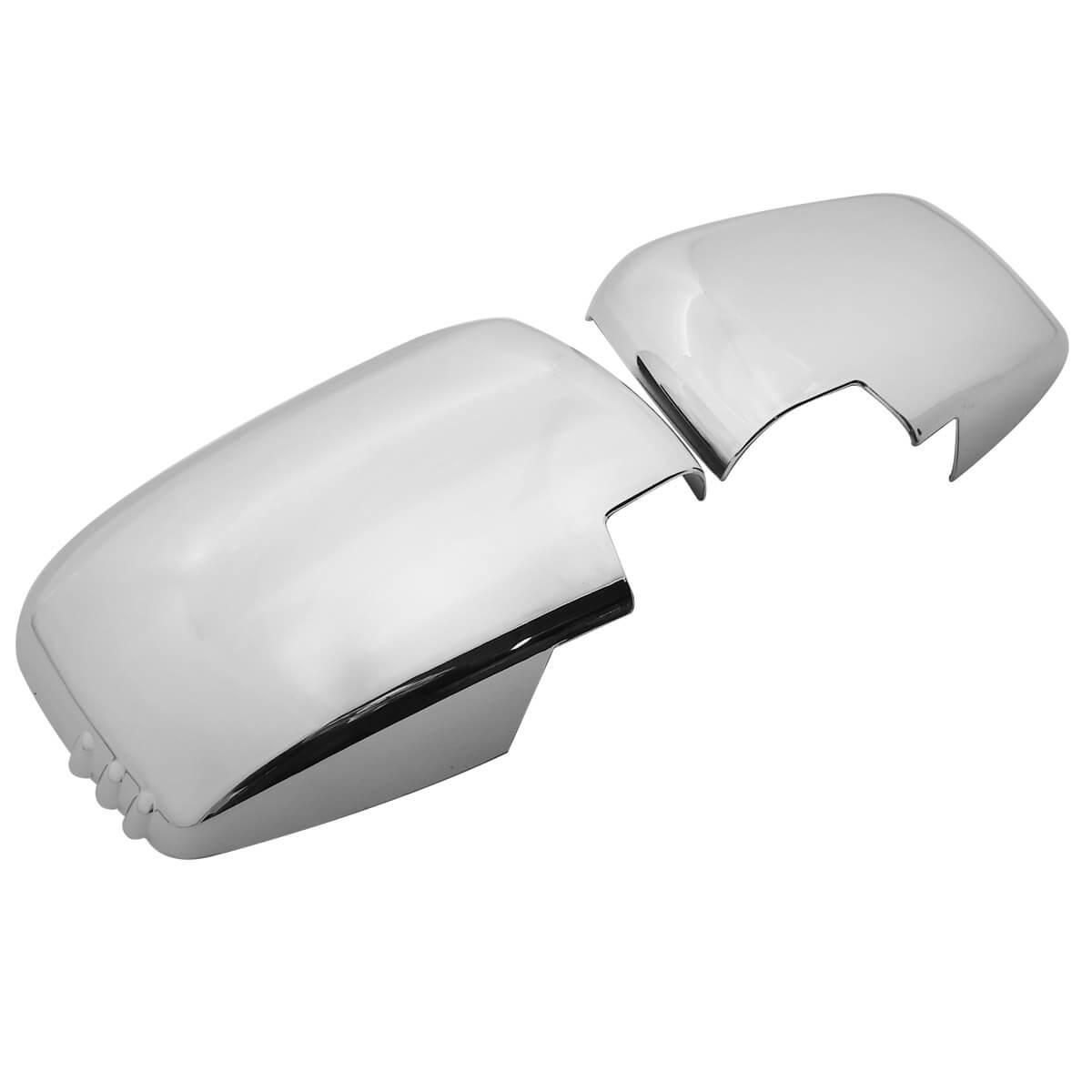Capa de retrovisor cromada L200 Triton 2008 a 2016