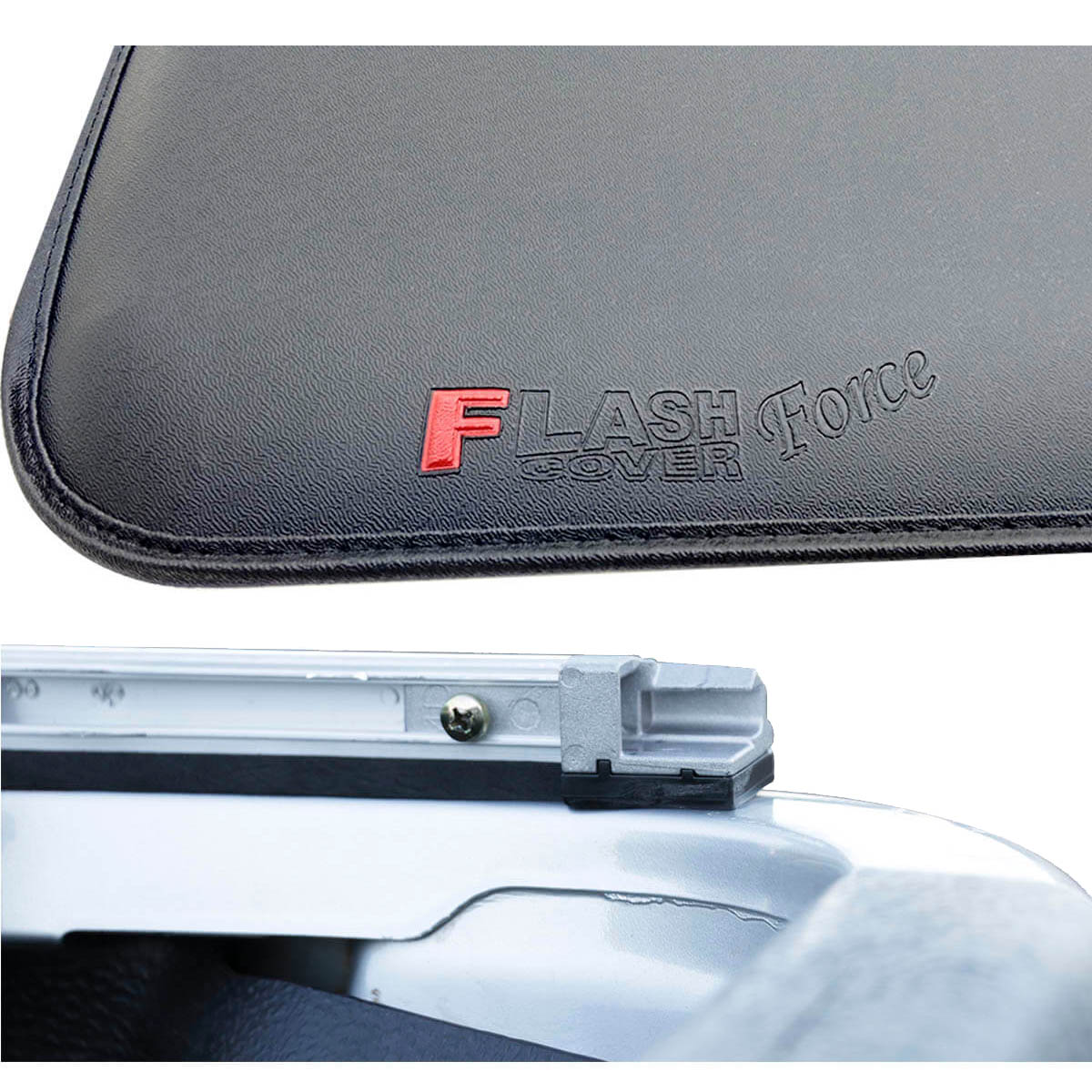 Capota marítima Flash force Strada cabine simples 1999 a 2013 mantendo os ganchos e sem bolsa de estepe