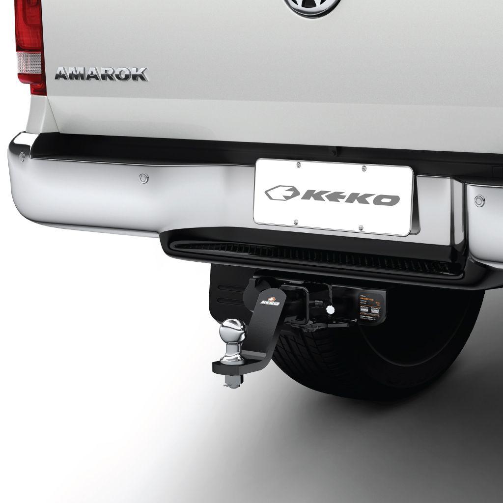 Engate de reboque removível Keko K1 Amarok 2011 a 2021