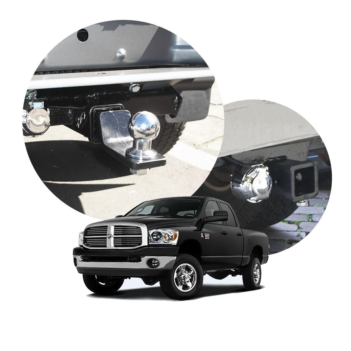 Engate de reboque removível Dodge Ram 2005 a 2011