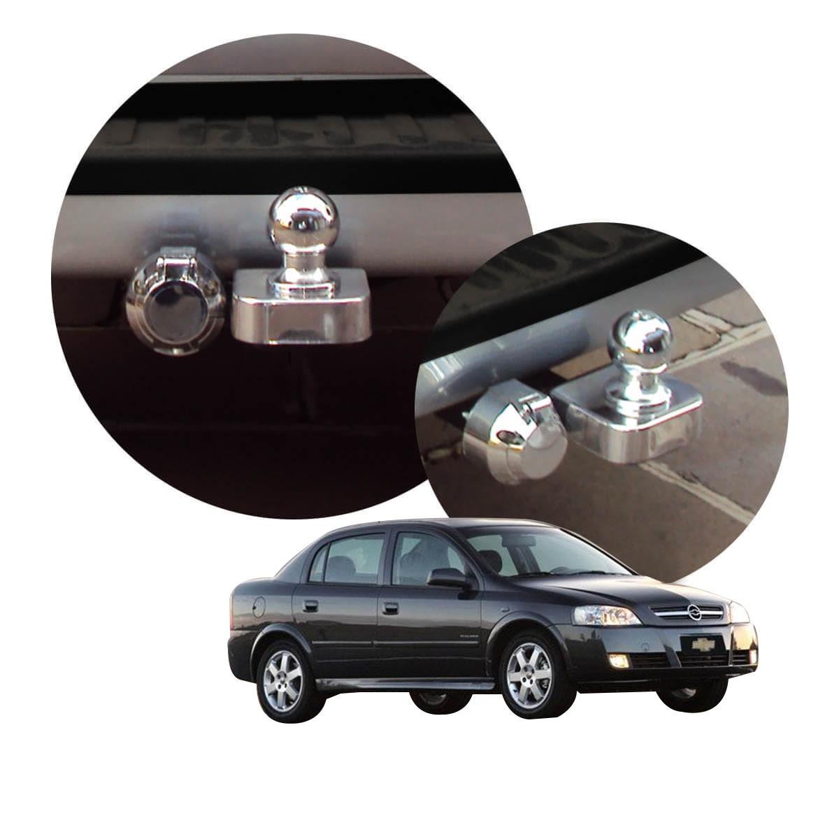 Engate de reboque fixo Astra sedan 2005 a 2011