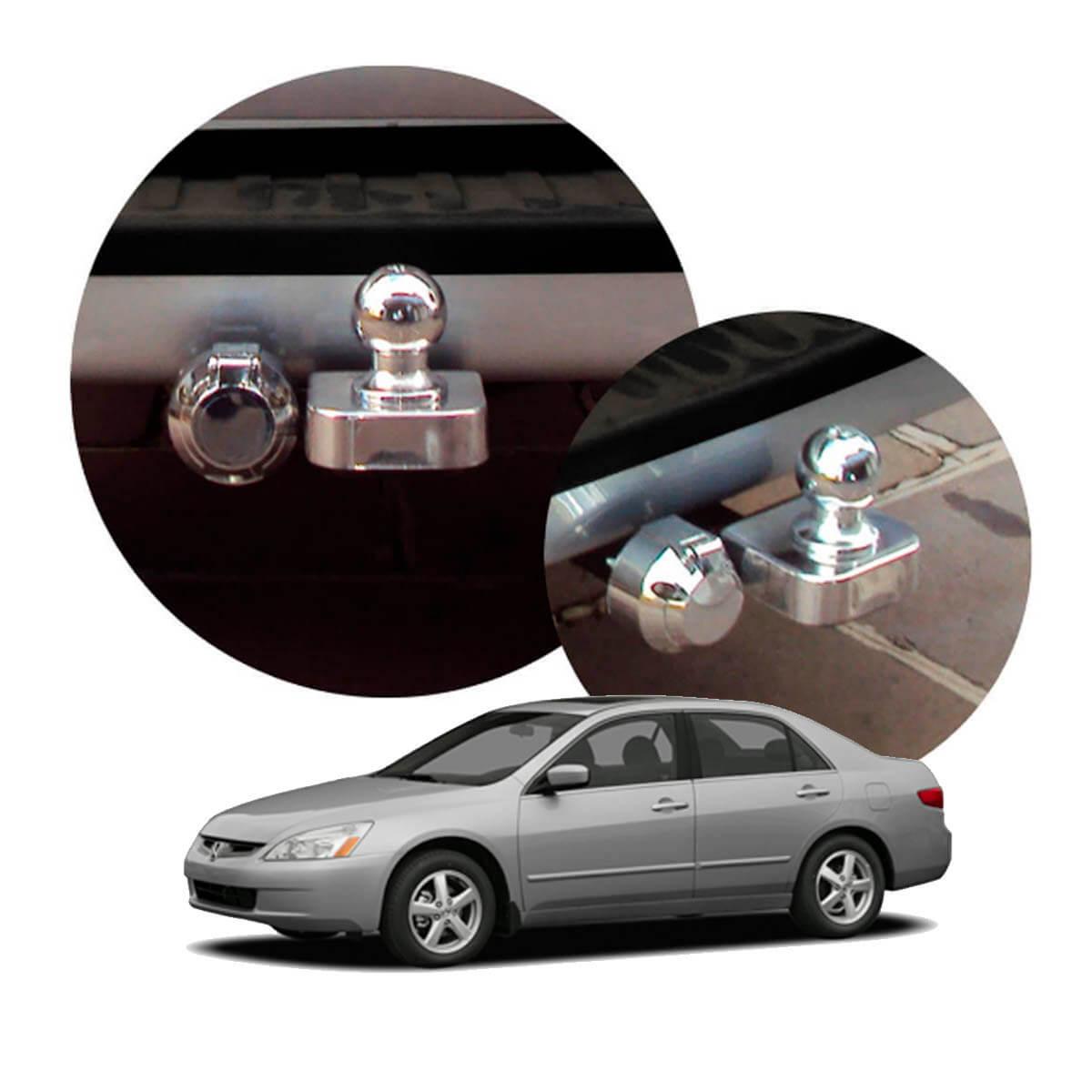 Engate de reboque fixo Civic 2004 a 2006