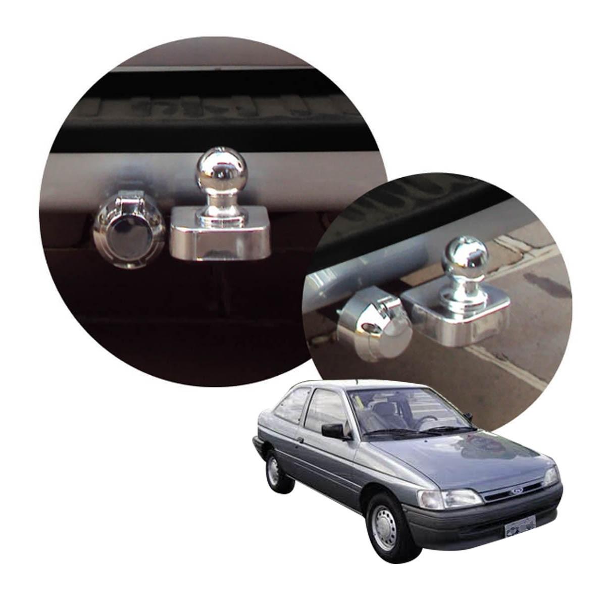 Engate de reboque fixo Escort 1993 a 1996
