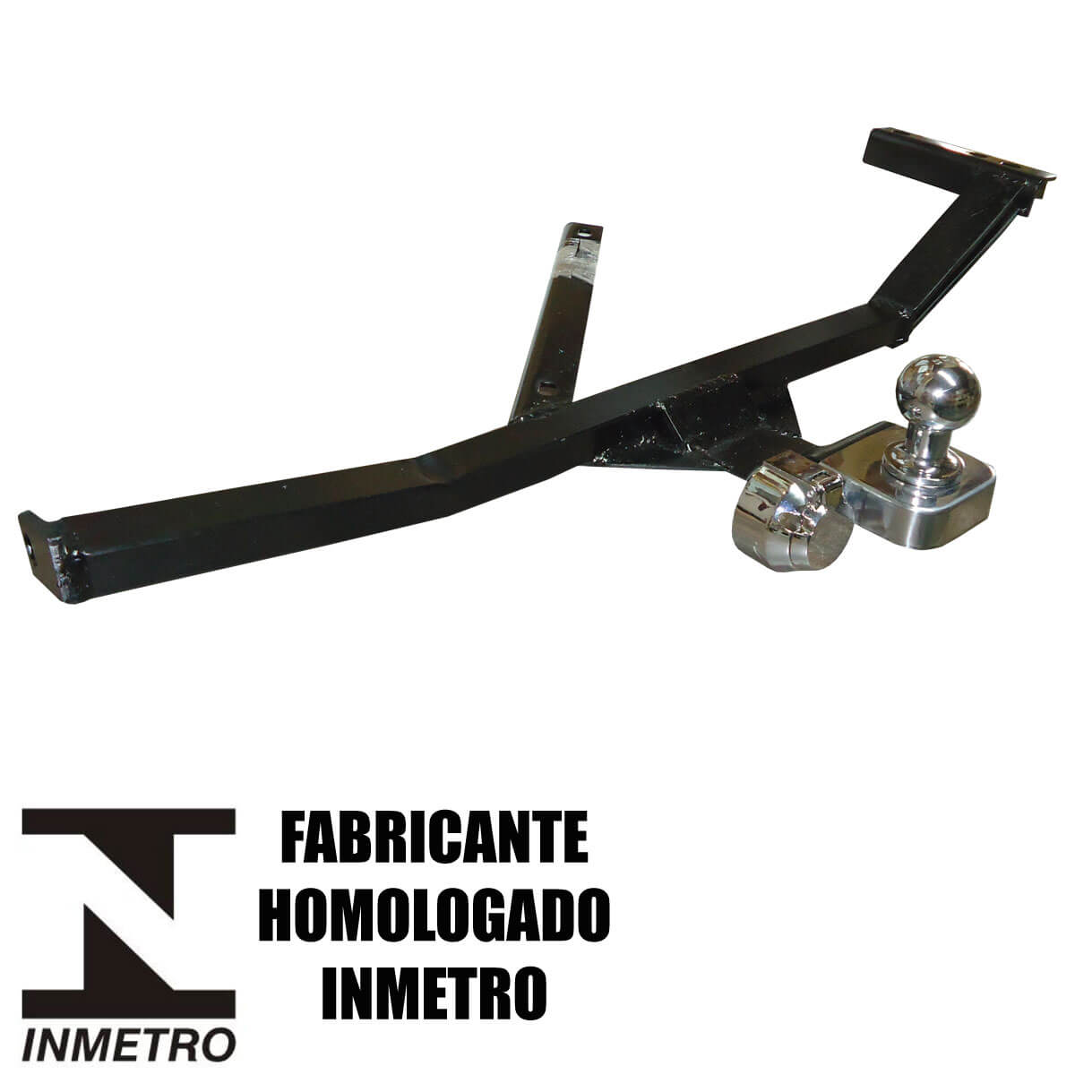 Engate de reboque fixo Etios Hatch 2013 a 2017