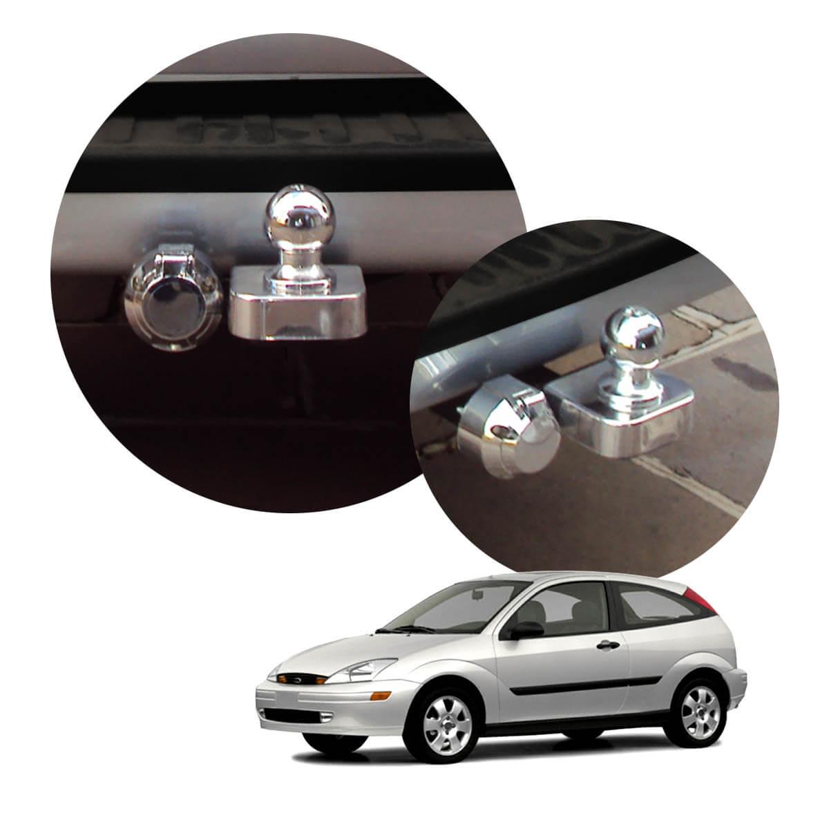 Engate de reboque fixo Focus hatch 2003 a 2008