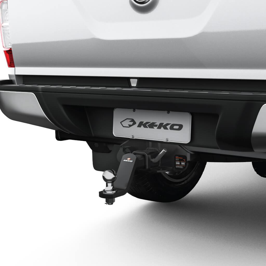 Engate de reboque removível Keko K1 Frontier 2008 a 2016
