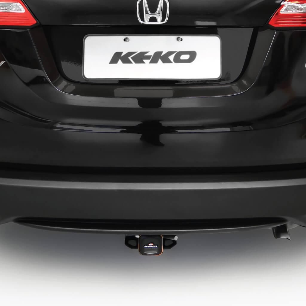 Engate de reboque removível Keko K1 HRV HR-V 2016 a 2021