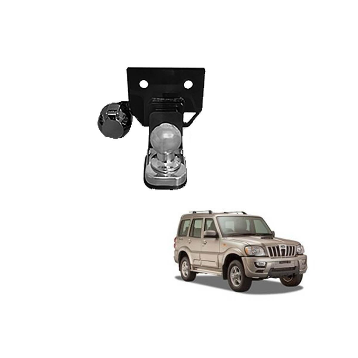 Engate de reboque Mahindra SUV 2008 a 2014 Gedeval removível 700 Kg