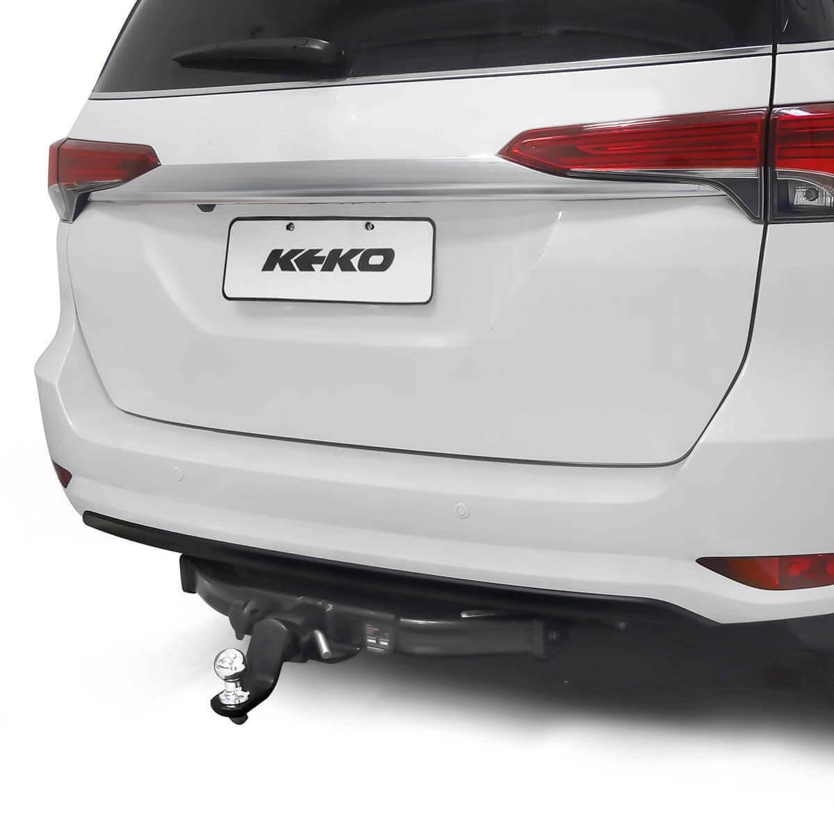 Engate de reboque Nova SW4 2016 a 2020 Keko K1 removível 1500 kg