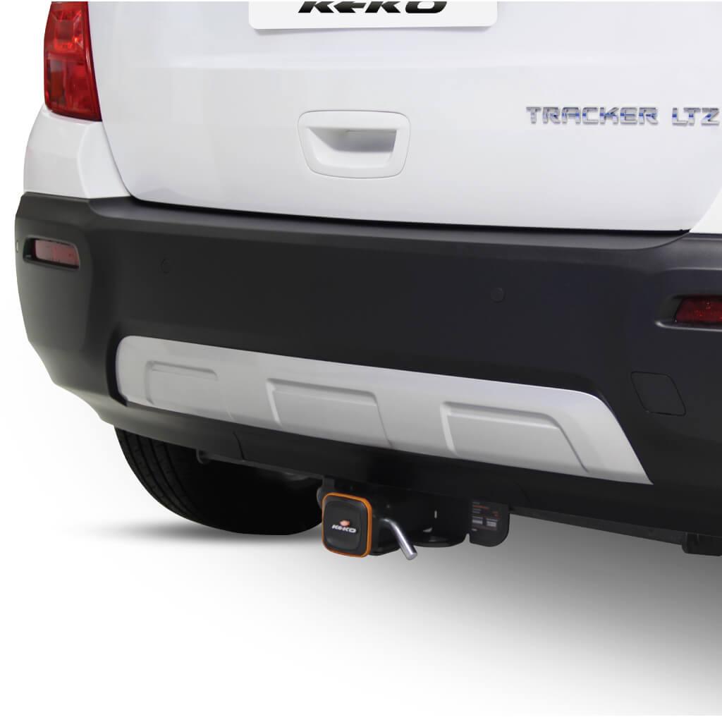 Engate de reboque Tracker 2014 a 2019 Keko K1 removível 750 kg