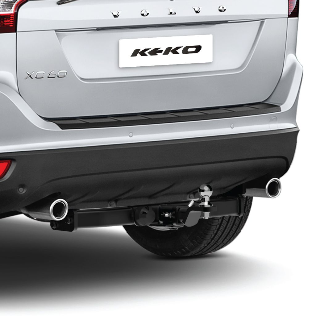 Engate de reboque removível Keko K1 Volvo XC60 2009 a 2016