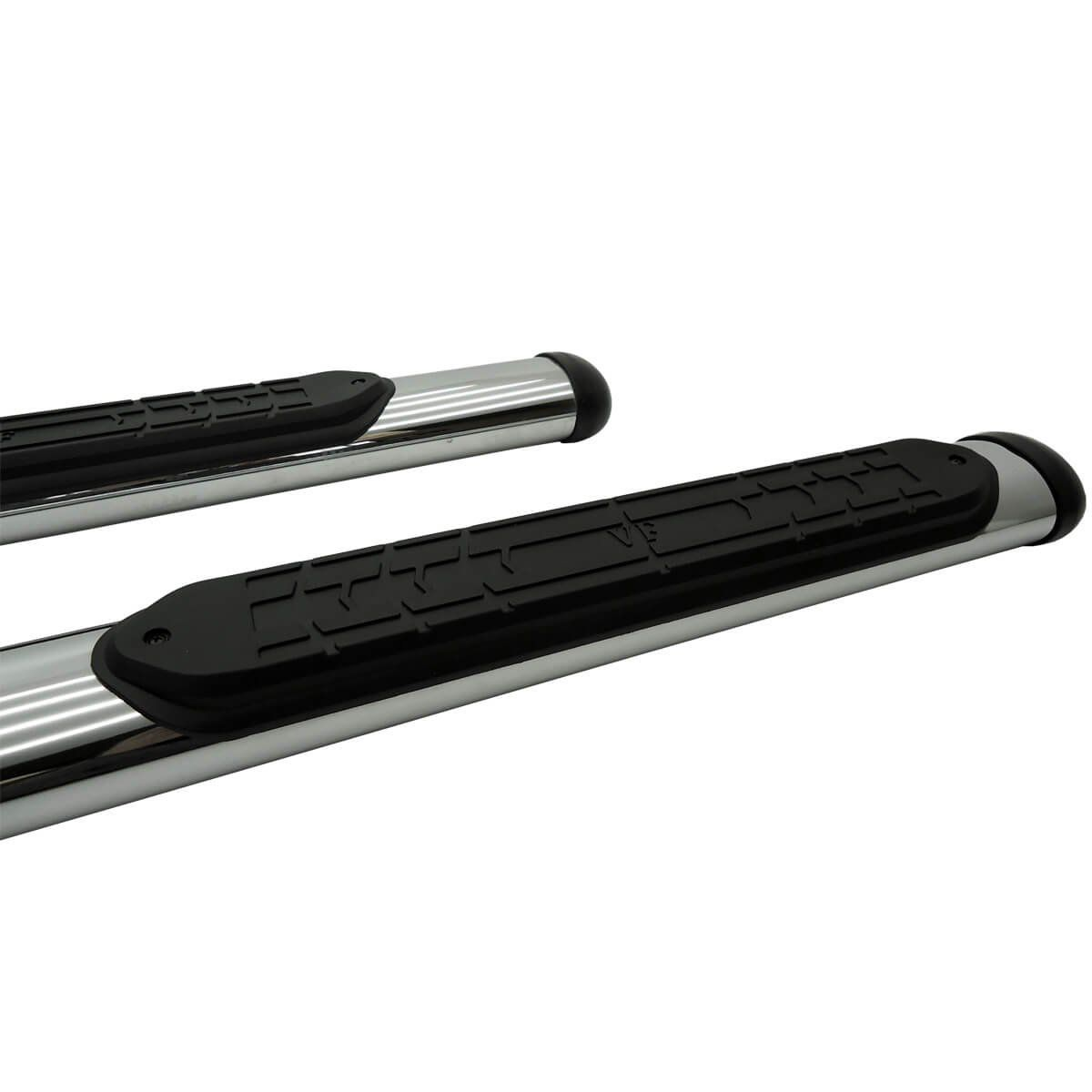 Estribo oval cromado L200 Triton Sport 2017 a 2020 e L200 Triton Outdoor 2021