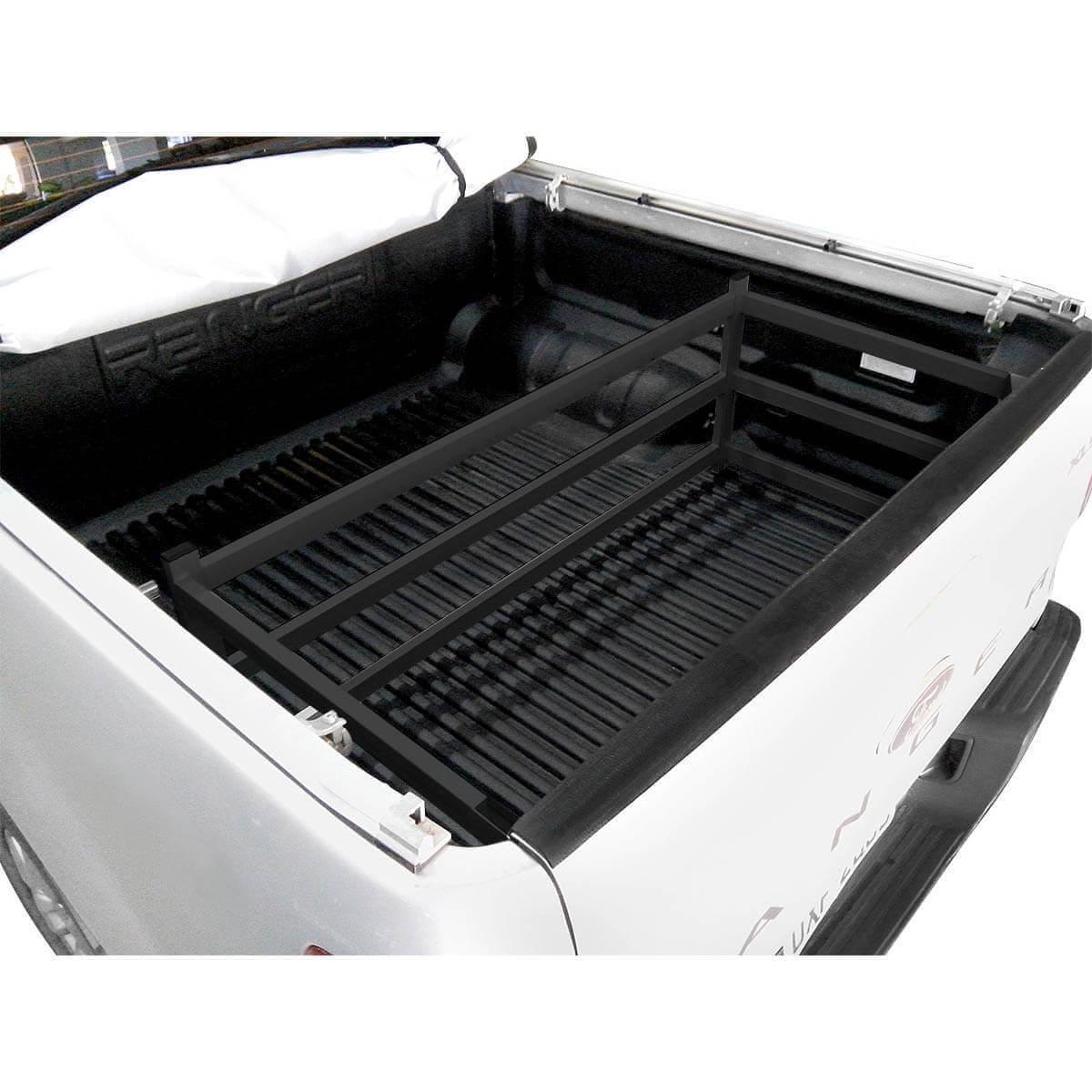 Extensor de caçamba preto L200 Triton 2008 a 2016 HPE HLS Outdoor AT Diesel Outdoor FLEX