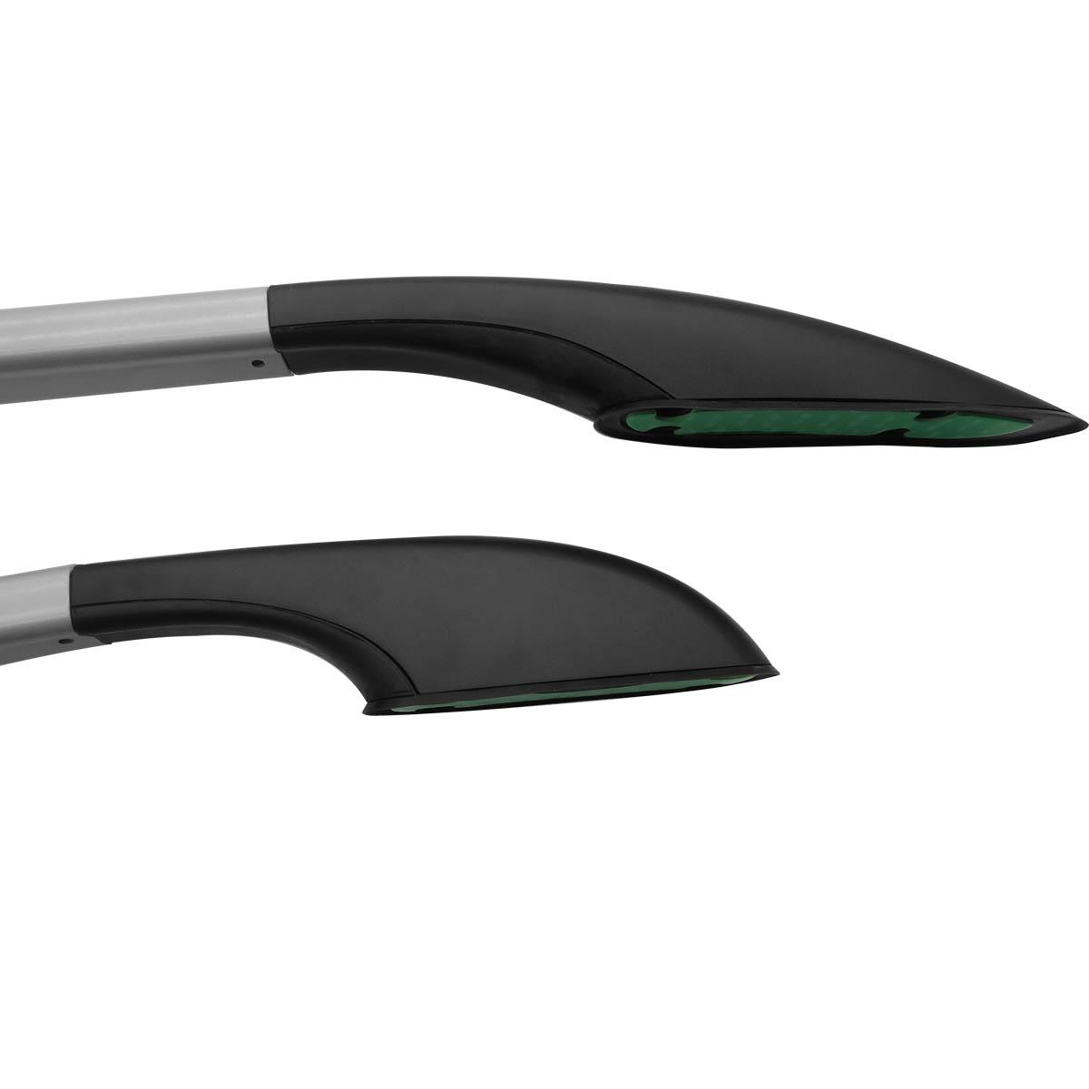 Longarina de teto VF colada prata Onix 2013 a 2019 ou Joy 2020