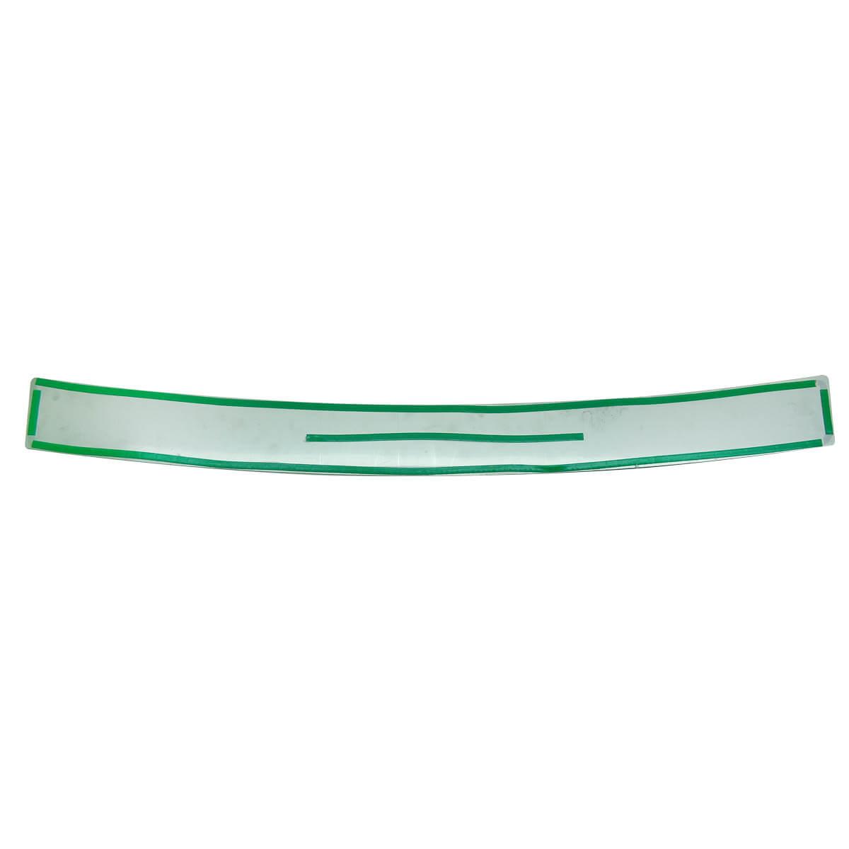 Protetor de soleira porta malas aço inox Nova SW4 2016 a 2020