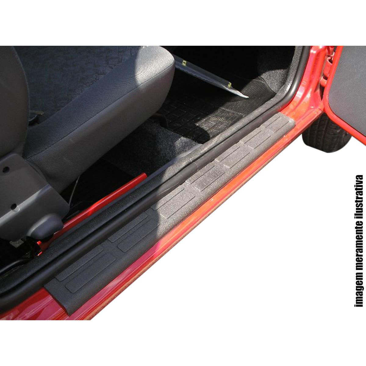 Protetor de soleira S10 cabine dupla 1997 a 2011
