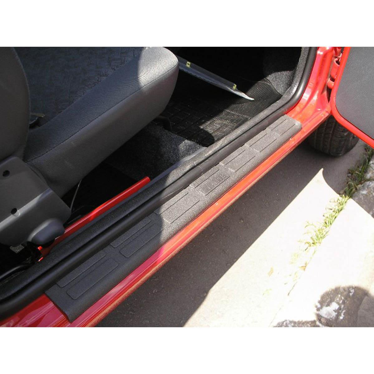 Protetor de soleira S10 cabine simples 1995 a 2011