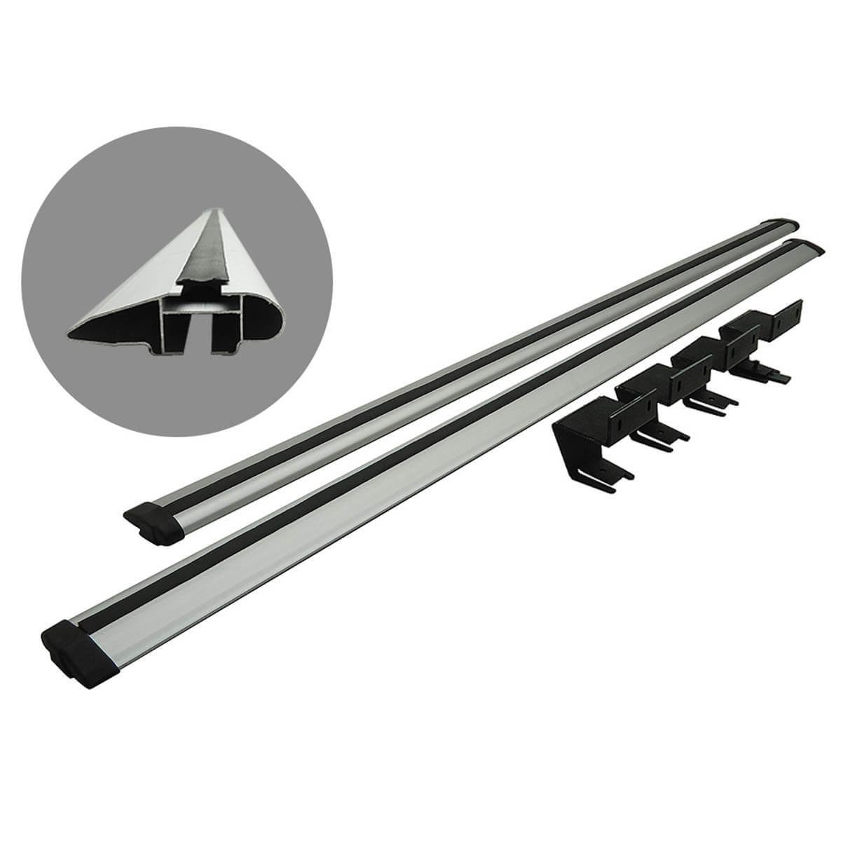 Rack de caçamba em alumínio Nova Ranger 2013 a 2021