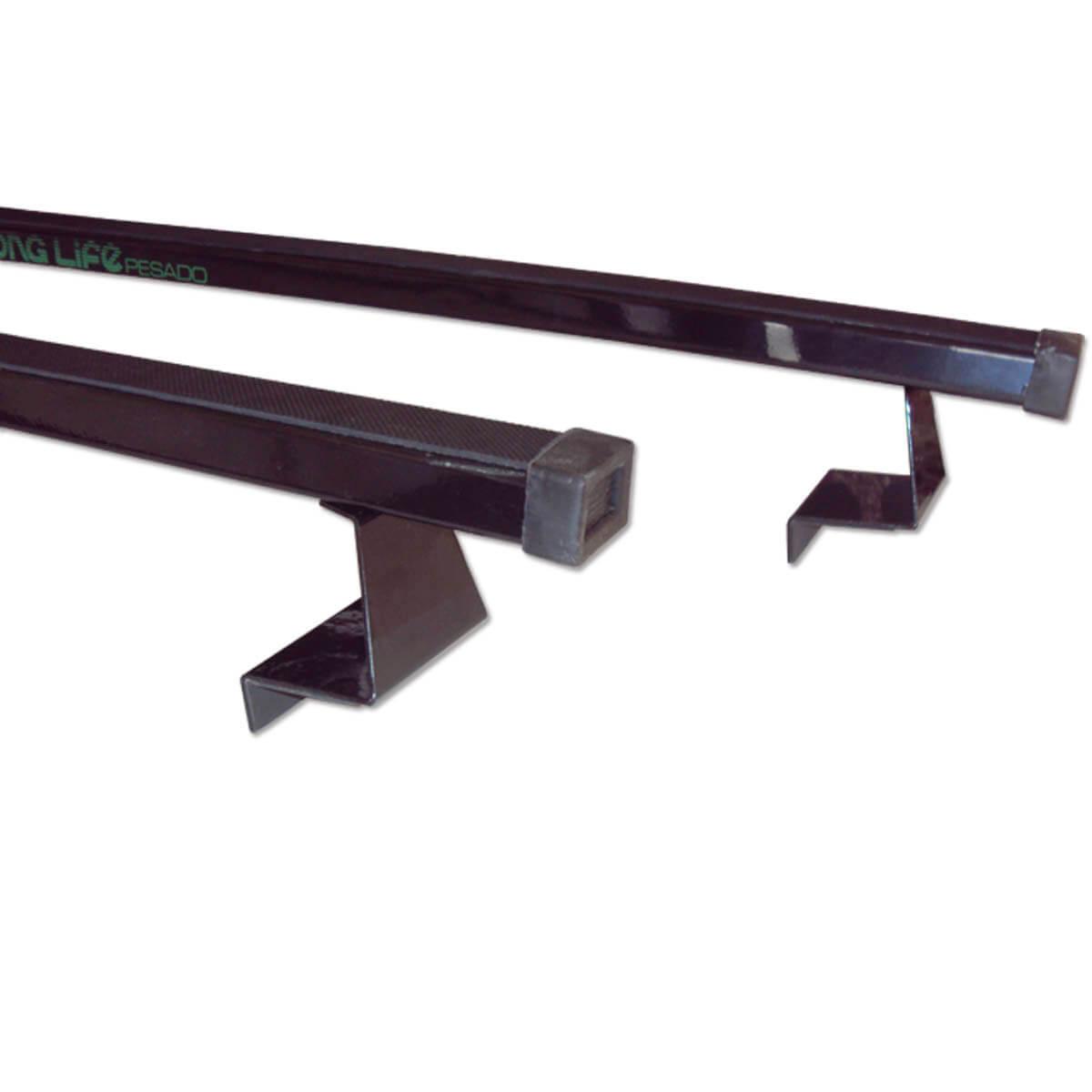 Rack de caçamba Long Life Aço Hilux 2005 a 2015