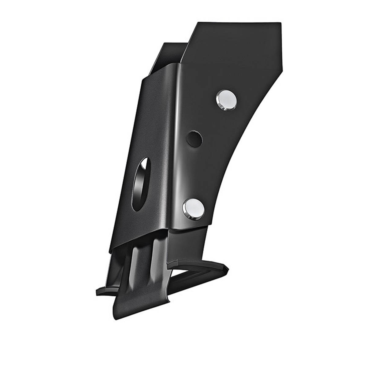 Rack de teto Long Life Aço Clio 2004 a 2016 2 portas