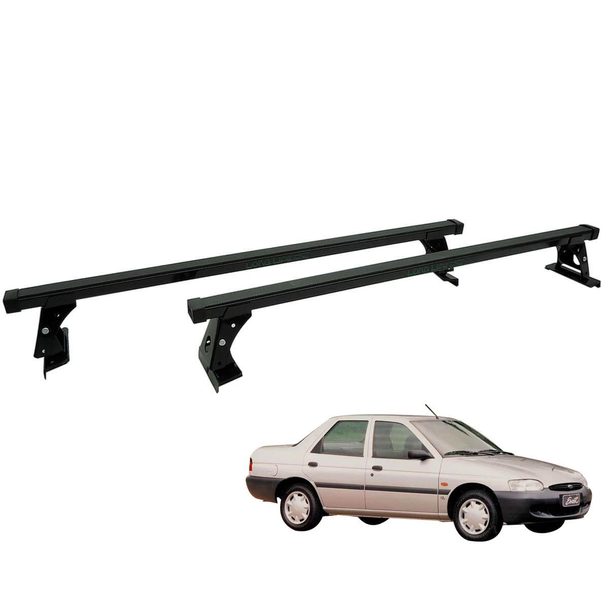 Rack de teto Long Life Aço Escort Pointer Verona 1993 em diante 4 portas