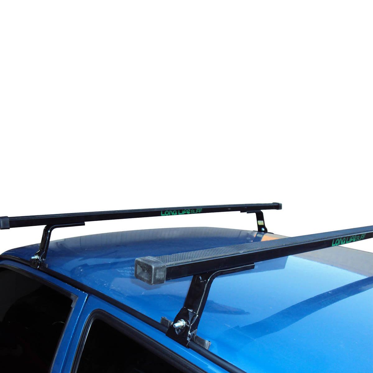 Rack de teto Long Life Aço Surf Fusca