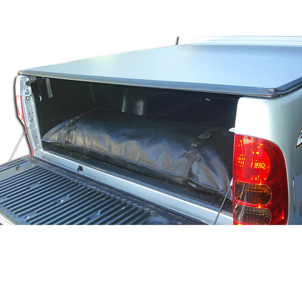 Saco de areia para caçamba Hilux 2005 a 2015