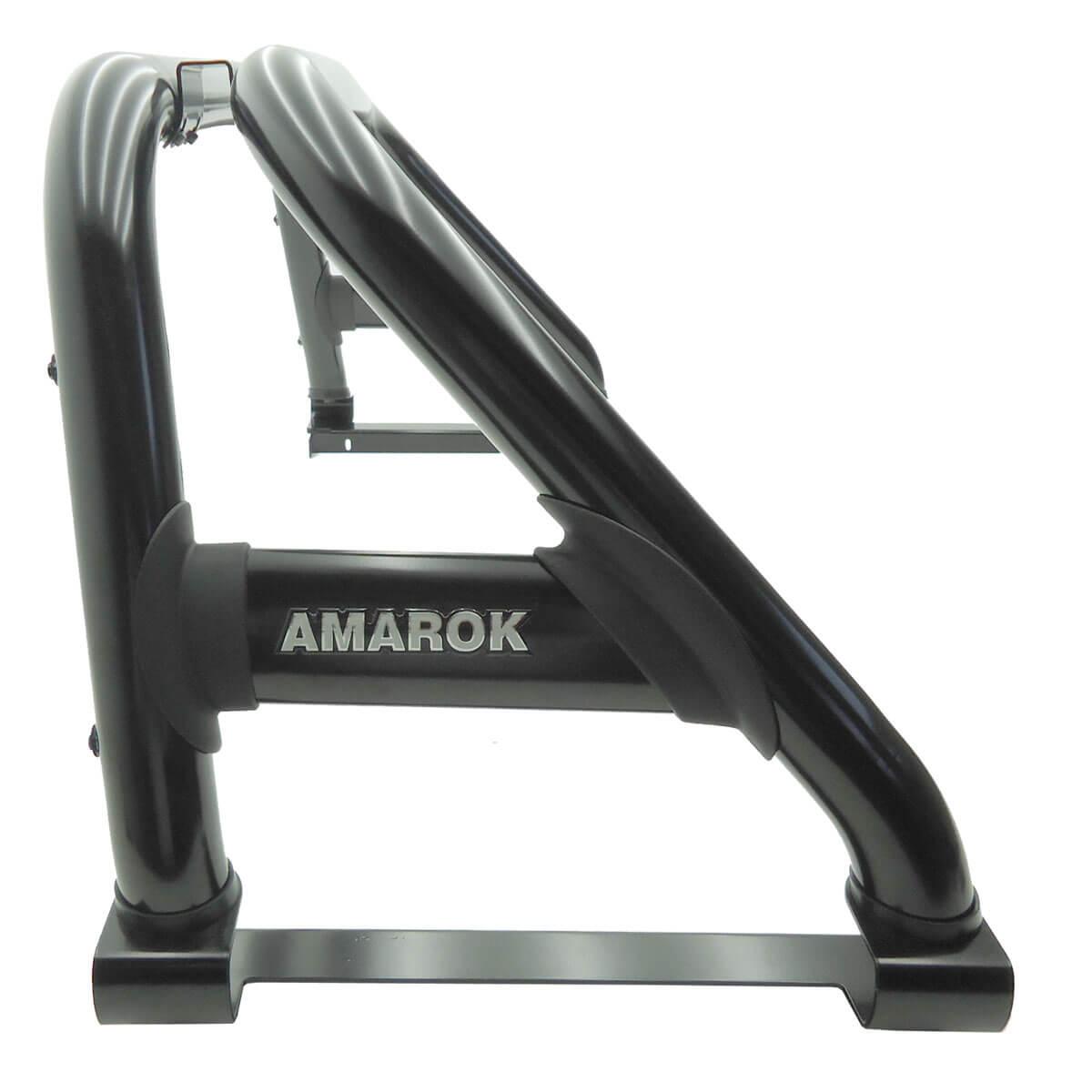Santo antônio duplo preto Amarok 2011 a 2020
