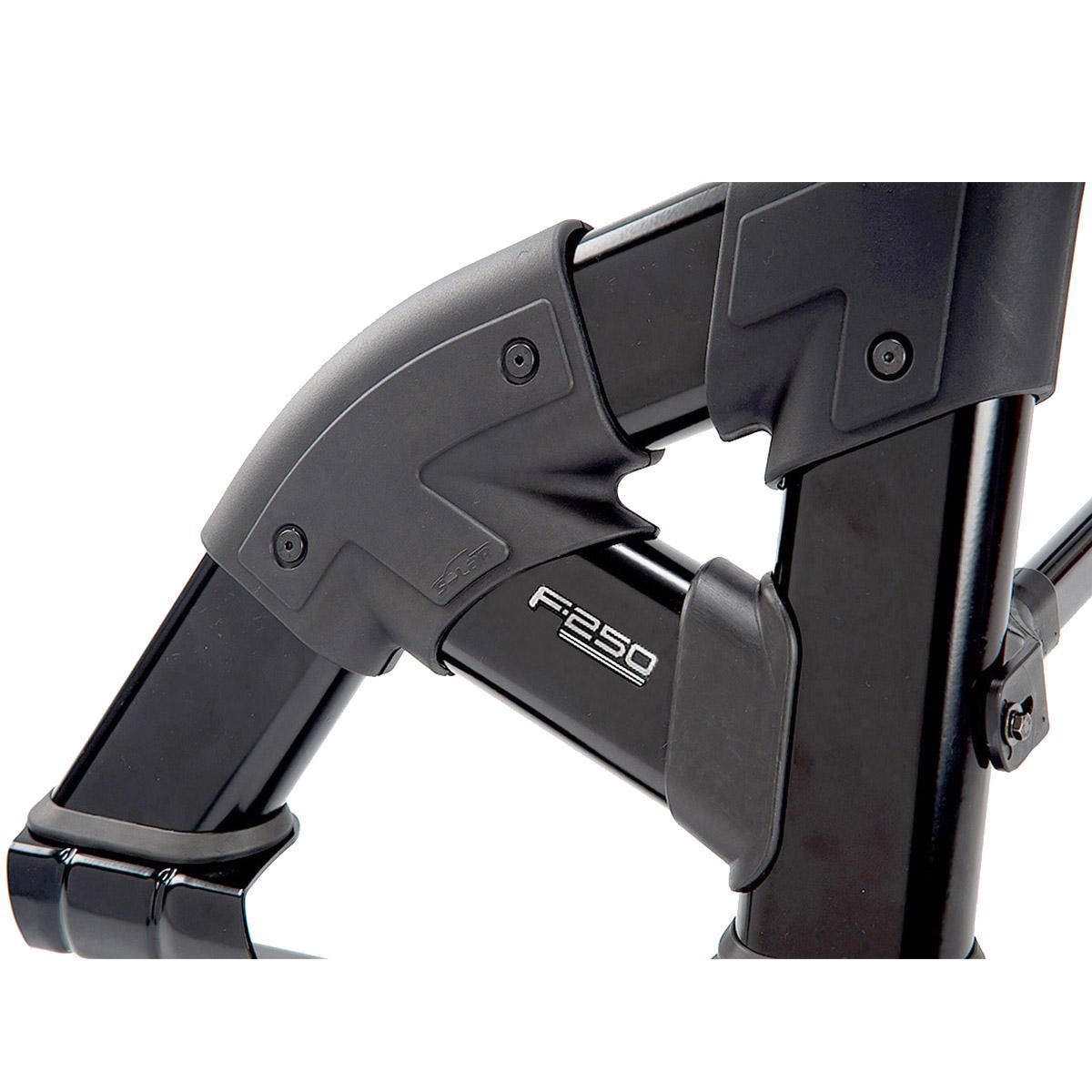 Santo antônio Solar Exclusive preto F250 1998 a 2011 com barra de vidro