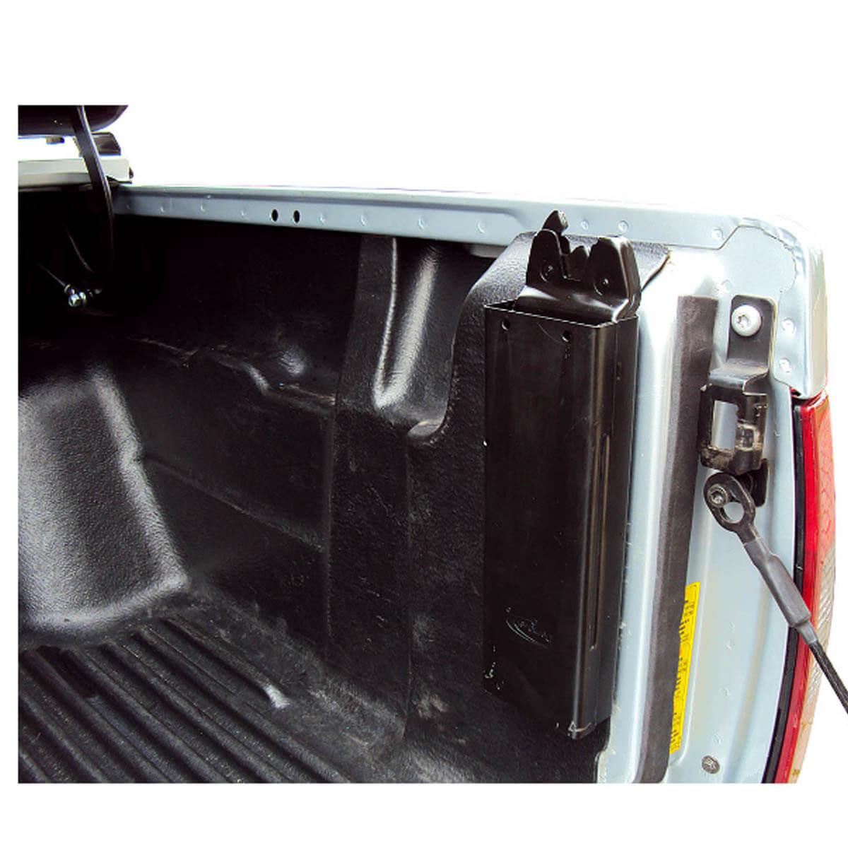 Tampão de aço capota elétrica Nova Ranger cabine dupla 2013 a 2019