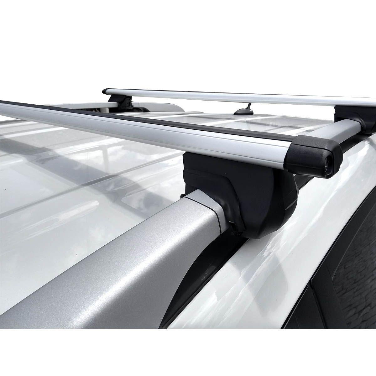 Travessa rack de teto larga com chave Jimny 2012 a 2018