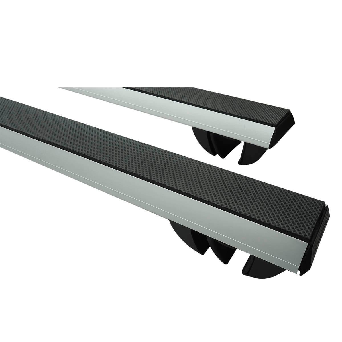 Travessa rack de teto Long Life Grip 1,10 m Alumínio Anodizado