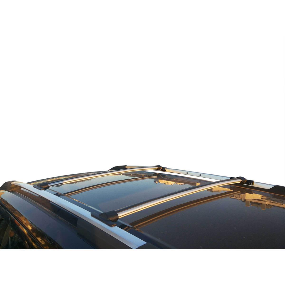Travessa rack de teto Trailblazer 2013 a 2019 fixação original