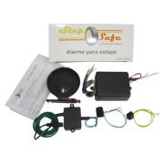 Alarme para Estepe Step Safe Alarme automotivo
