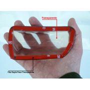 Protetor Para-choque Transparente Universal Tipo Civic BATENTE