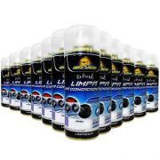 Kit 12 Limpa Ar Condicionado Spray Autoshine 250ml Lavanda