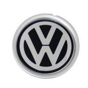Calota Miolo De Roda Audi A3 Emblema Volkswagen