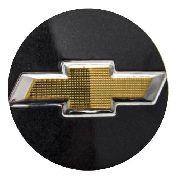 Jogo Calota Miolo De Roda Agile Sonic 51mm Emblema Gm