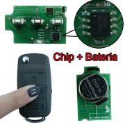 Chave Canivete com Placa Chip e Bateria Diadema EK-1032